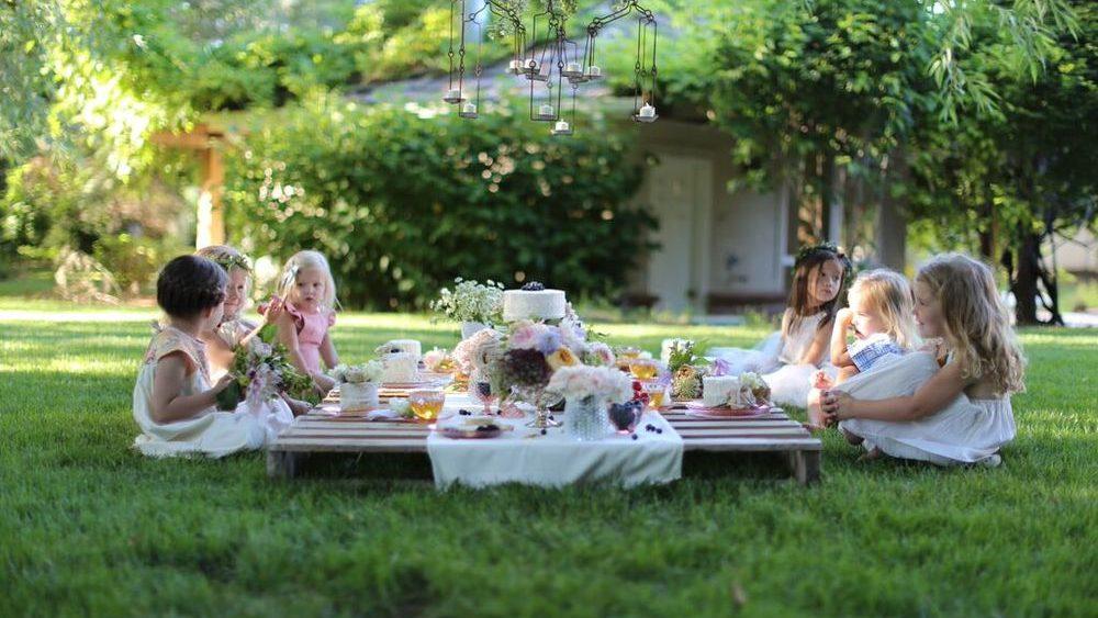 10 mosse per una Festa in Giardino indimenticabile