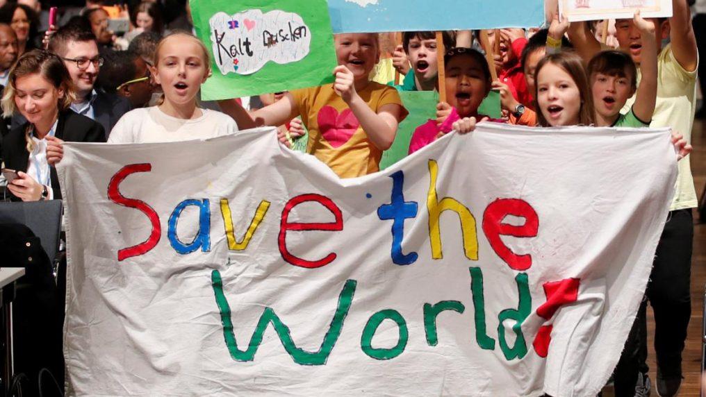 L'Italia sarà il primo Paese con il Cambiamento Climatico nei programmi scolastici