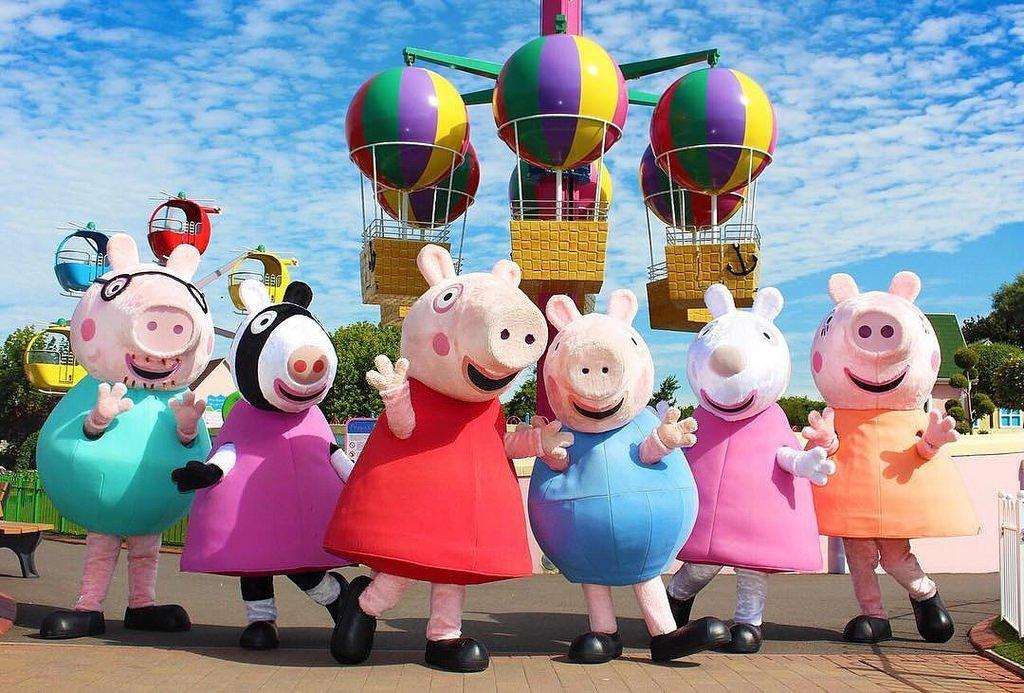Come organizzare una Festa a tema Peppa Pig