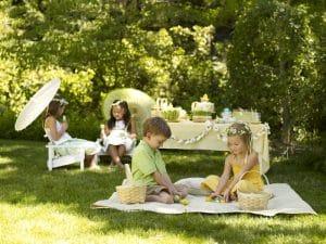 festa in giardino la location perfetta e low cost