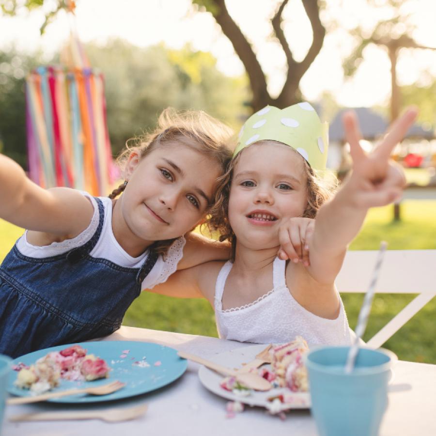 Festa di compleanno in estate per bambini di ogni età