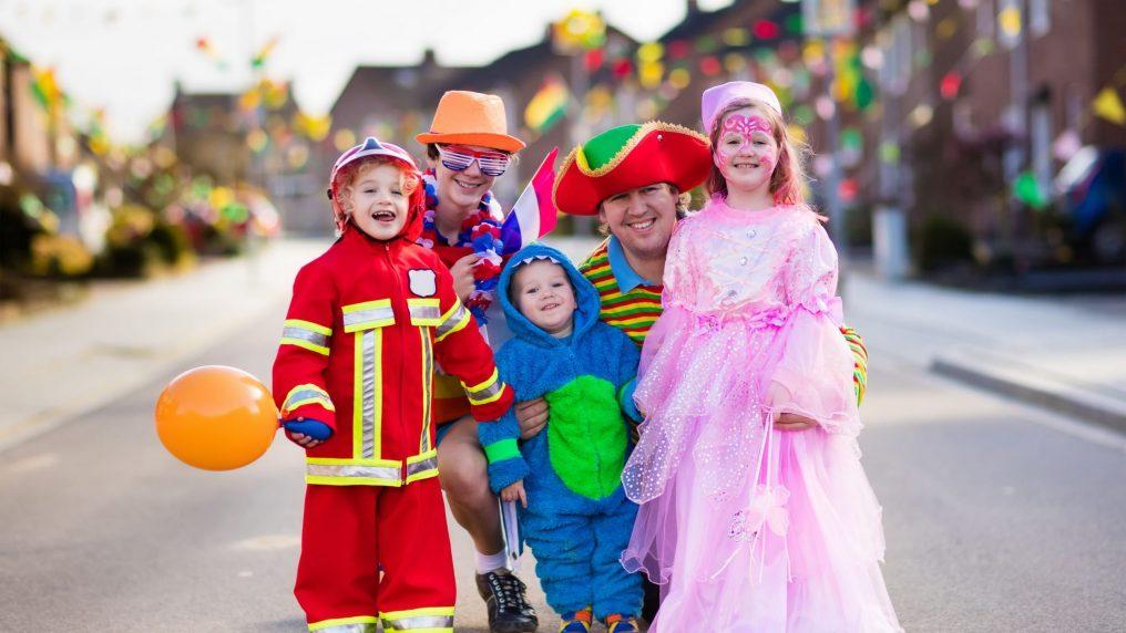 Giochi e Ricette per festeggiare il Carnevale in famiglia