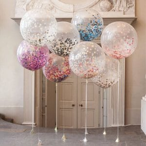 pallincini per feste a tema