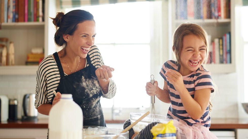 Torta di Compleanno fatta in casa, senza burro né latte né uova …ma con tanta sana allegria!