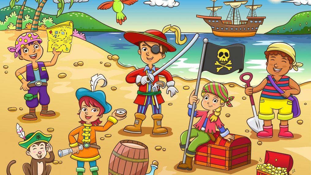 6 mosse per organizzare una festa a tema Pirati