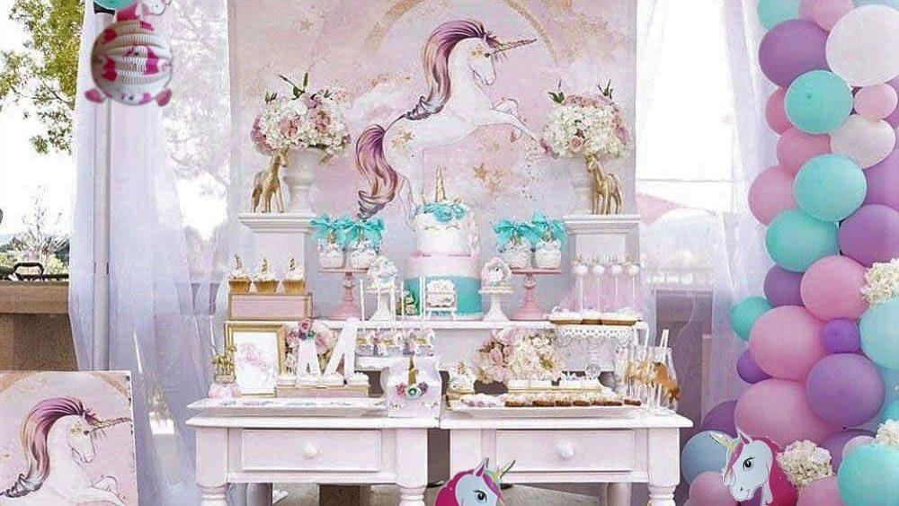 Festa a tema Unicorno: tra mito e leggenda, un successo garantito!
