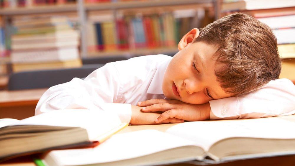 I bambini che dormono di più vanno meglio a scuola